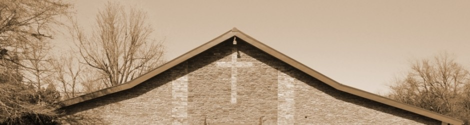 Roofline photo of Mission Blvd. Baptist Church